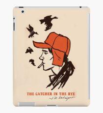Vinilo o funda para iPad El Guardian en el centeno