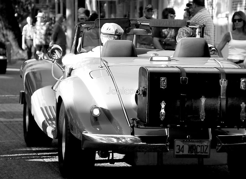 1934 Mercedes by Jonicool