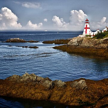 East Quoddy Lighthouse by kdxweaver
