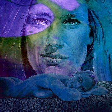 Le CLASH - turquoise by ARTito