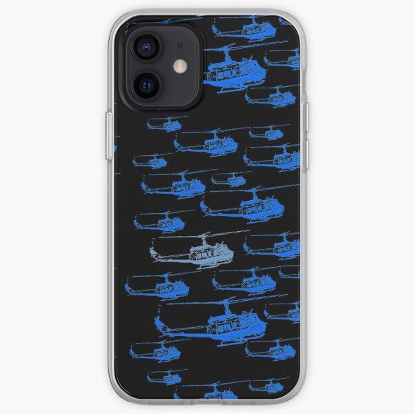 UH-1H Iroquois Huey iPhone Soft Case