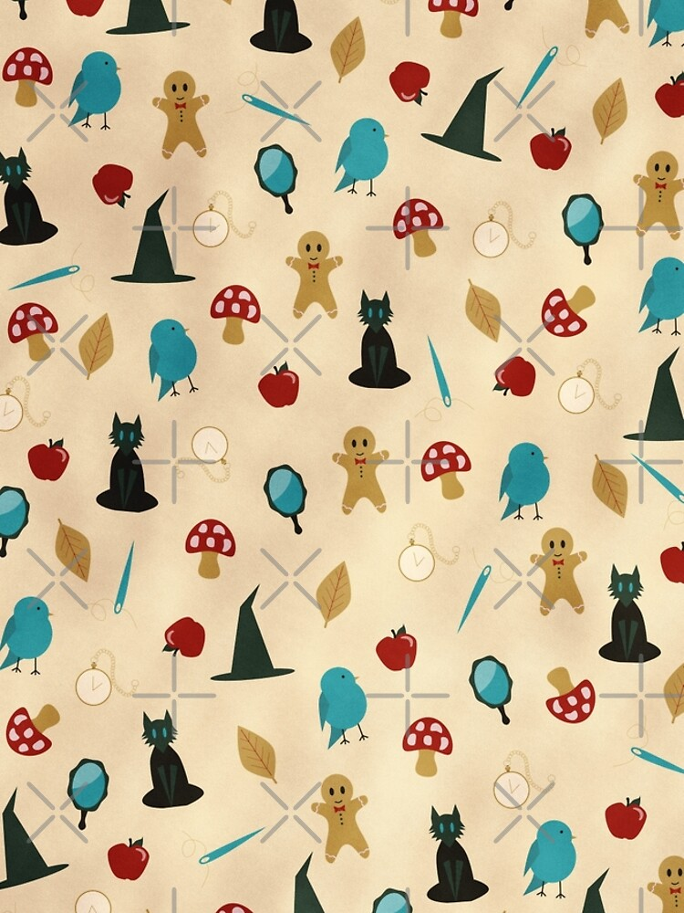 Fairytale Pattern by lexamay