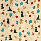 Fairytale Pattern by Alexa Weidinger