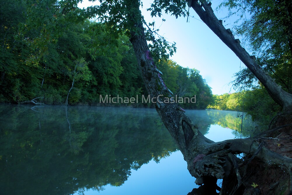 Down the River by Michael McCasland