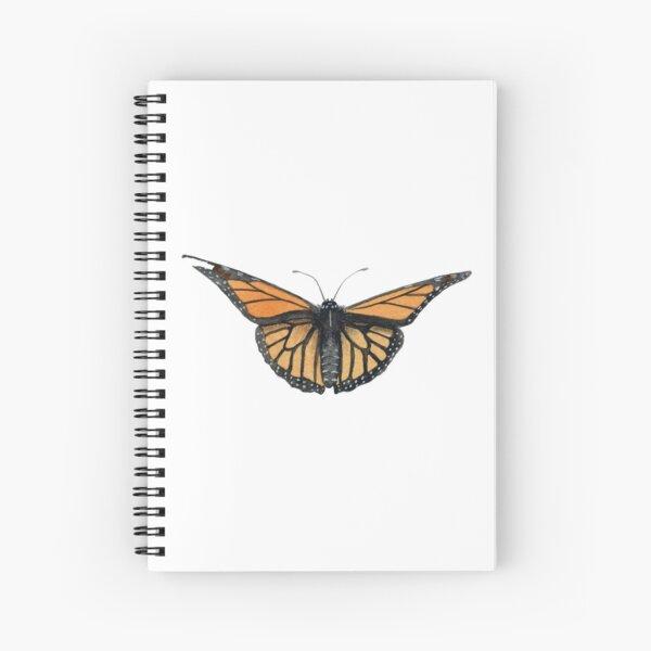 Mozzie the Monarch Spiral Notebook