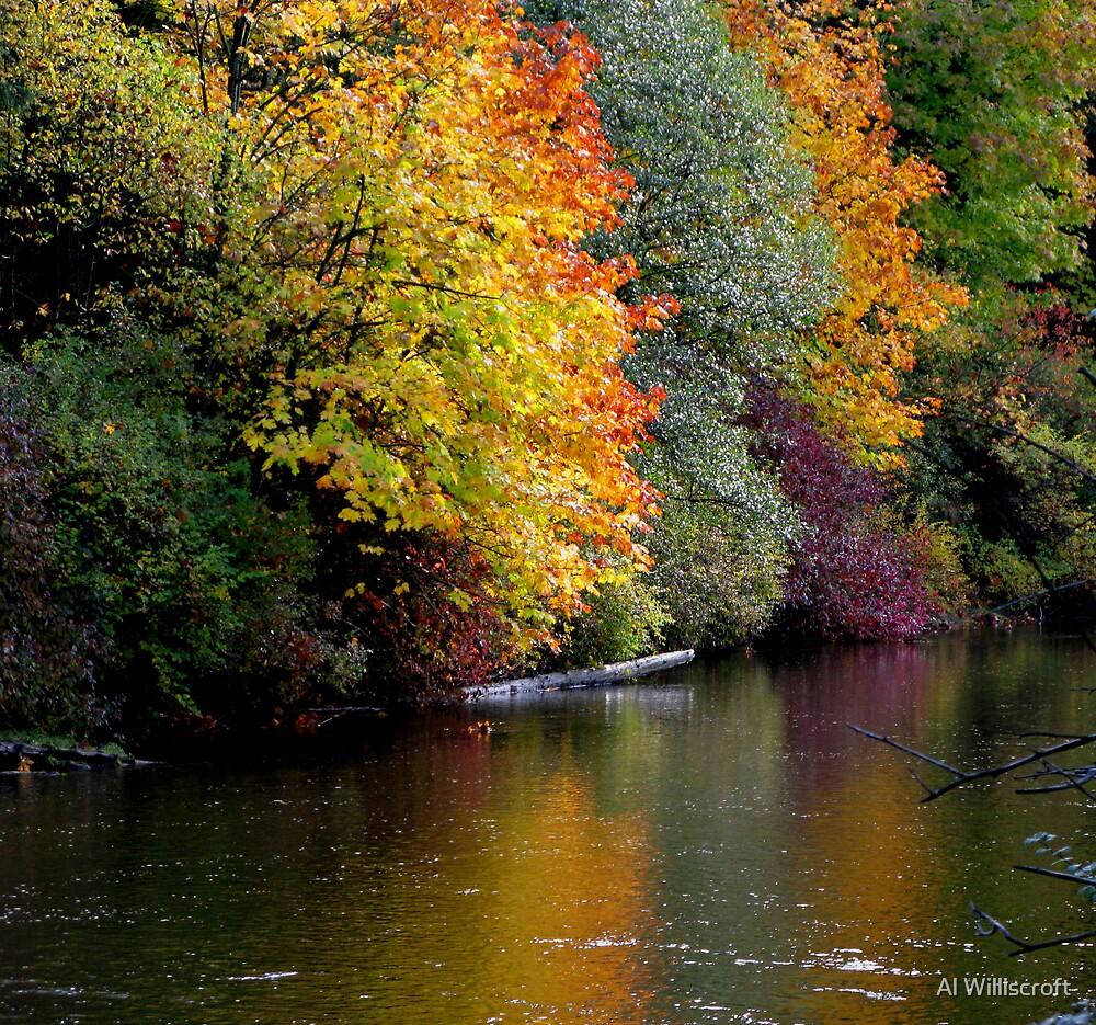 Dove Creek by Al Williscroft