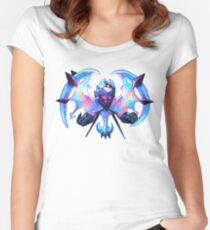Dawn Wings Necrozma Women's Fitted Scoop T-Shirt