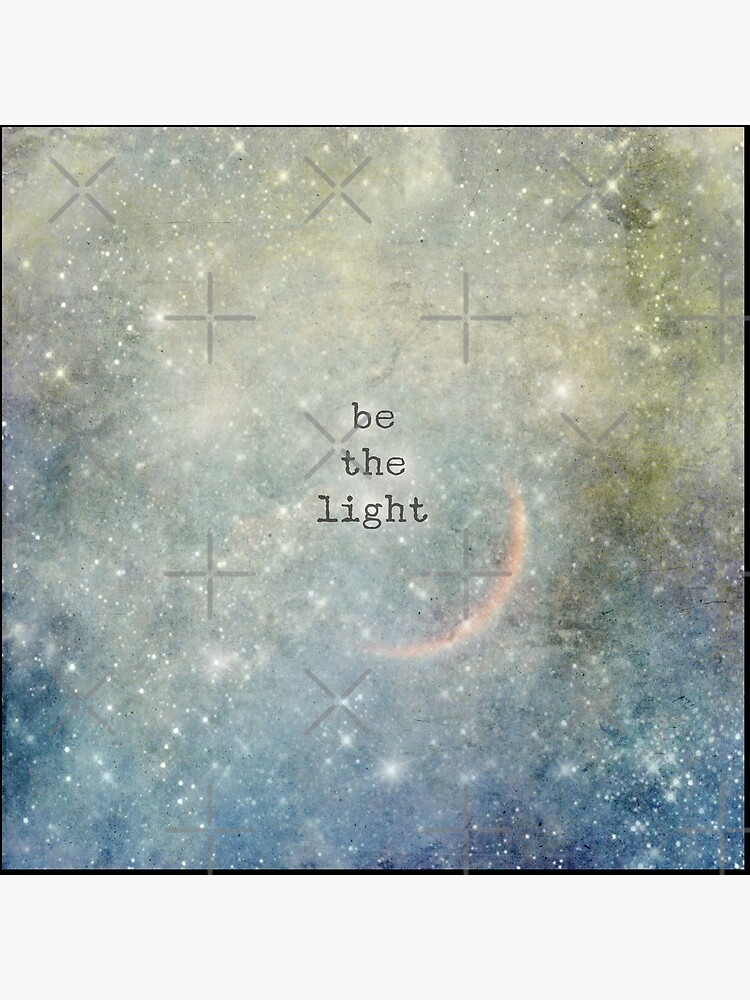 be the light by inourgardentoo
