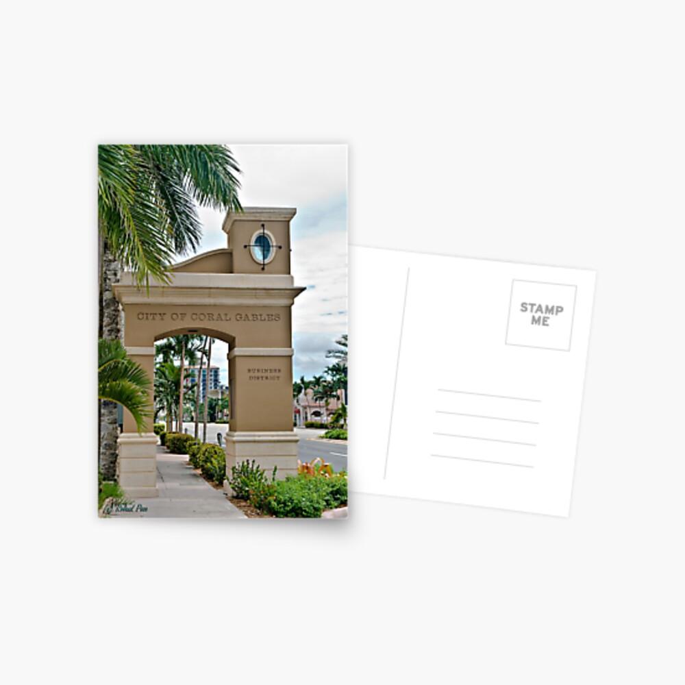 Ponce de Leon Entrance Postcard