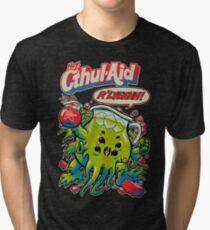 CTHUL-AID Tri-blend T-Shirt