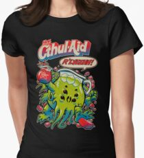CTHUL-AID Women's Fitted T-Shirt