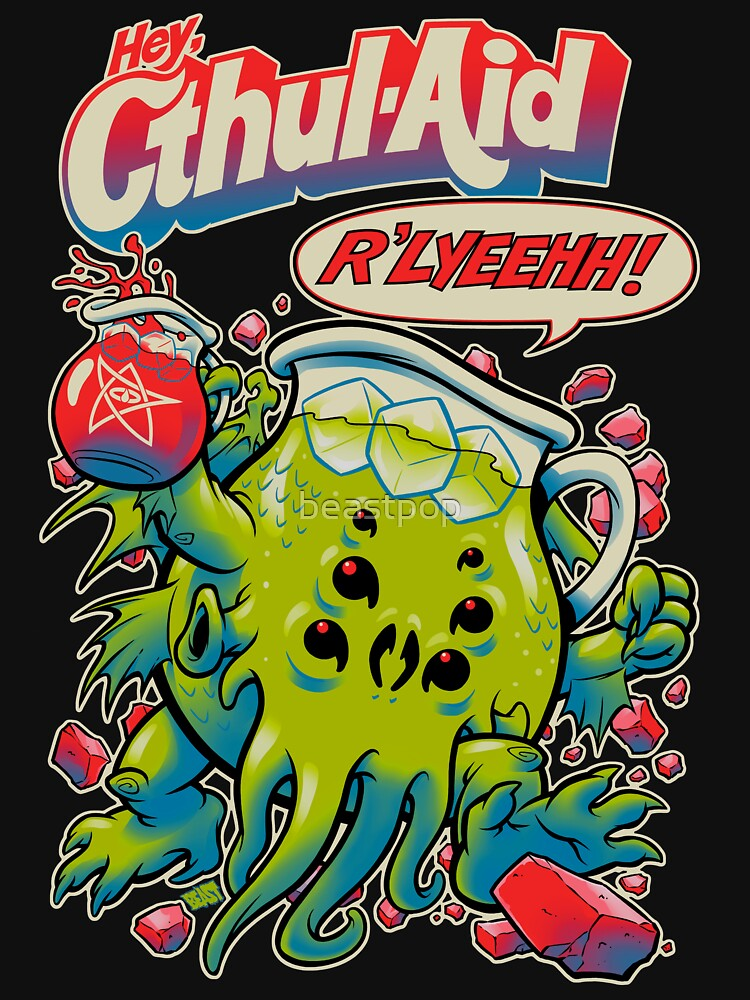 CTHUL-AID | Unisex T-Shirt