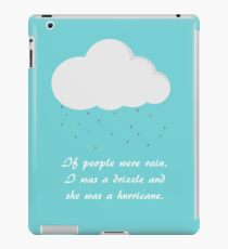 Looking for Alaska iPad Case/Skin