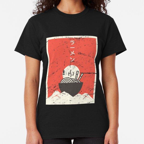 Vintage Japanese Anime Ramen Classic T-Shirt