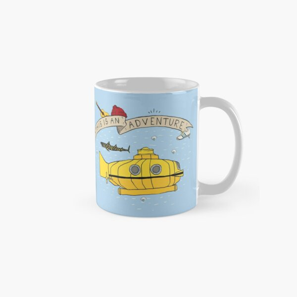 This Is An Adventure Classic Mug