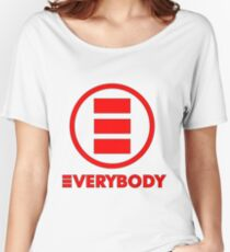 Everybody Logic Women's Relaxed Fit T-Shirt