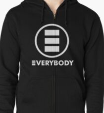 Everybody Zipped Hoodie