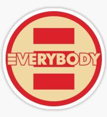 Everybody Logic Sticker