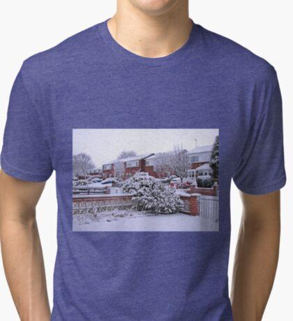 Jungfrau Schnee Vintage T-Shirt