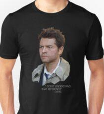 Low Poly Castiel Unisex T-Shirt