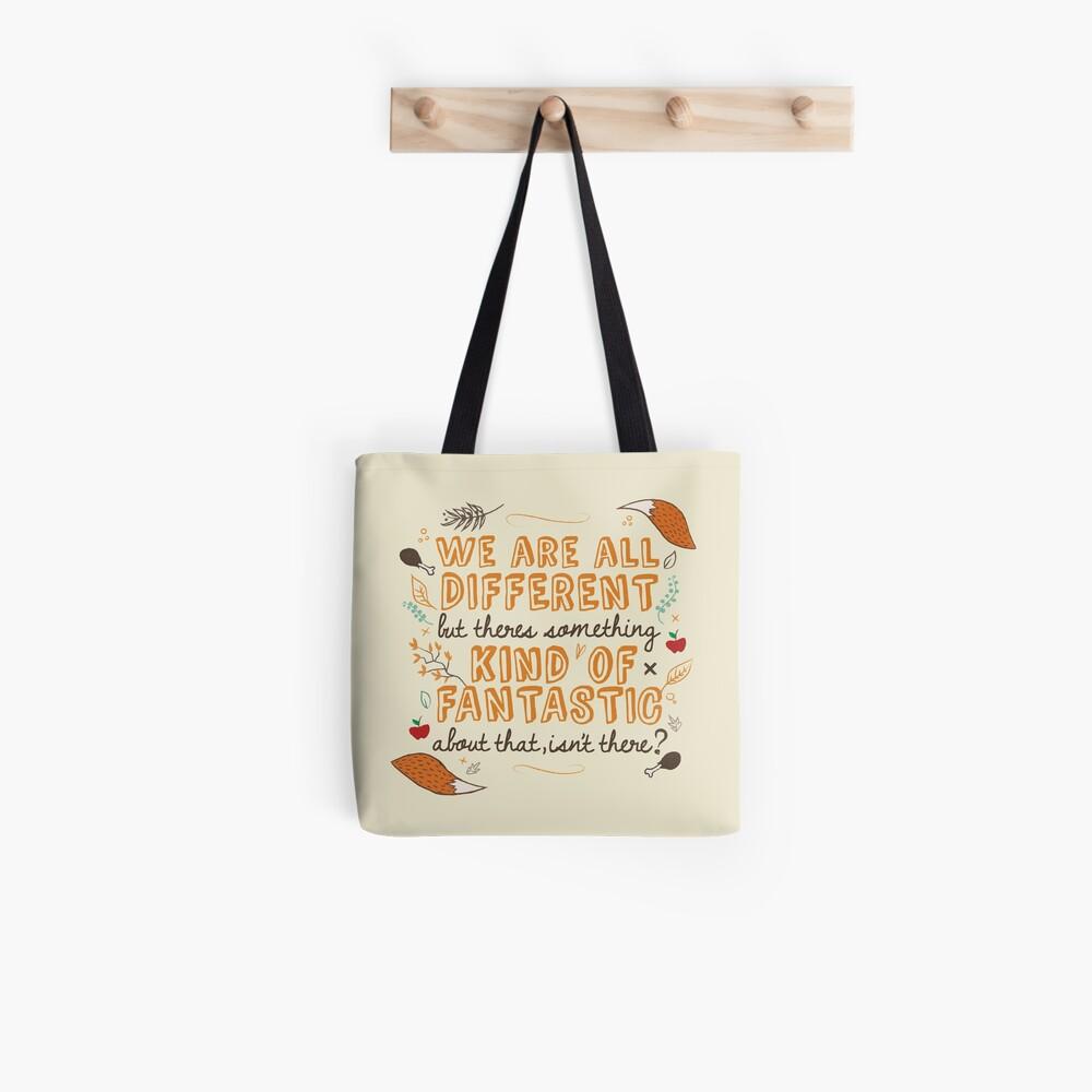 We Are Fantastic Tote Bag