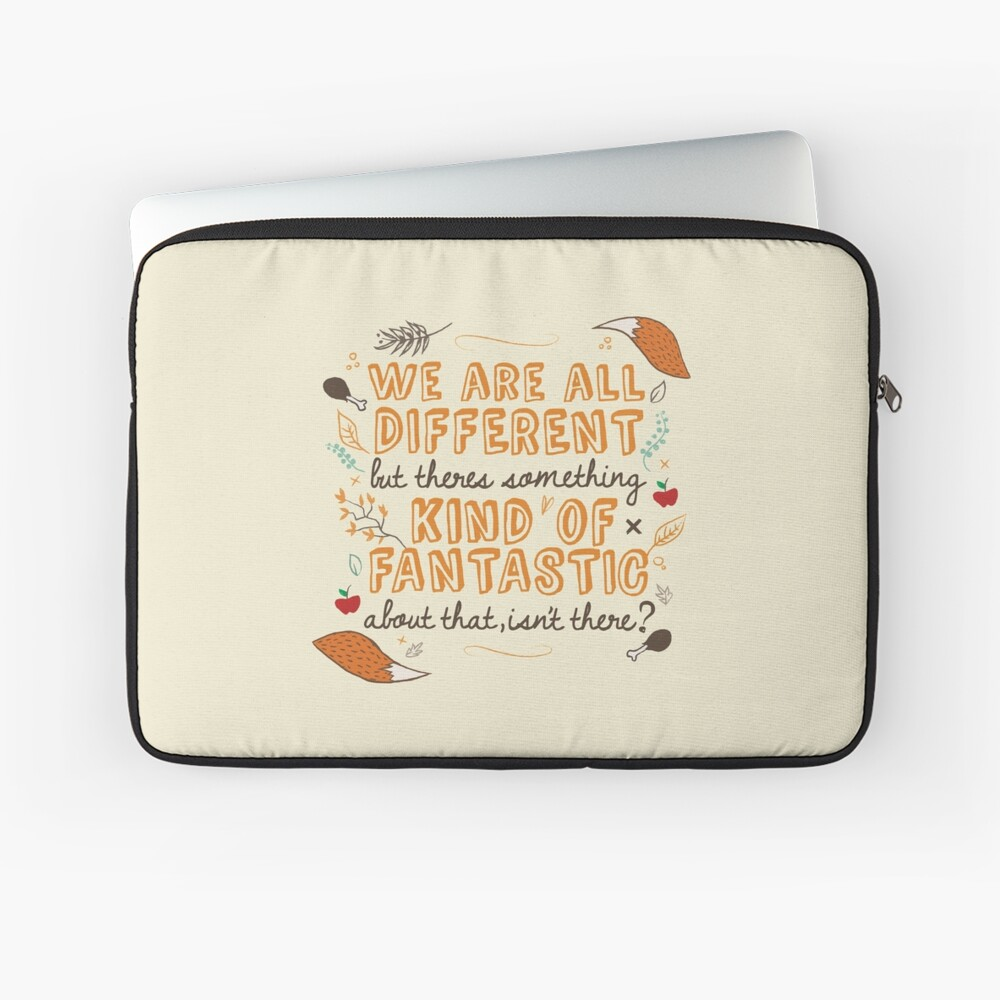 We Are Fantastic Laptop Sleeve