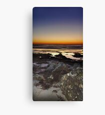 PhotoArt Sunset Canvas Print