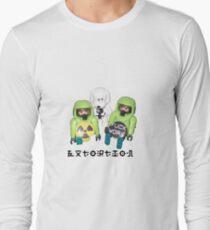 extortion - f*ck work Long Sleeve T-Shirt