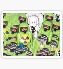 mutant Sticker