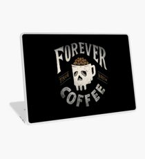 Forever Coffee Laptop Skin