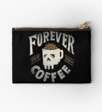 Forever Coffee Studio Pouch