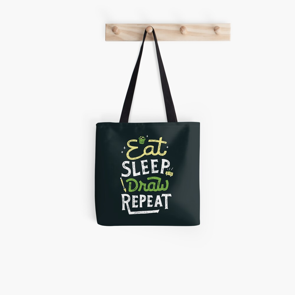 Wiederholt Stofftasche