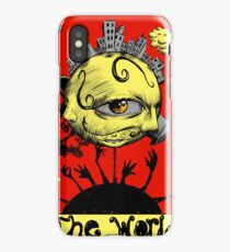 The World Tarot iPhone Case/Skin
