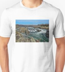 The Great Falls of the Potomac River Unisex T-Shirt