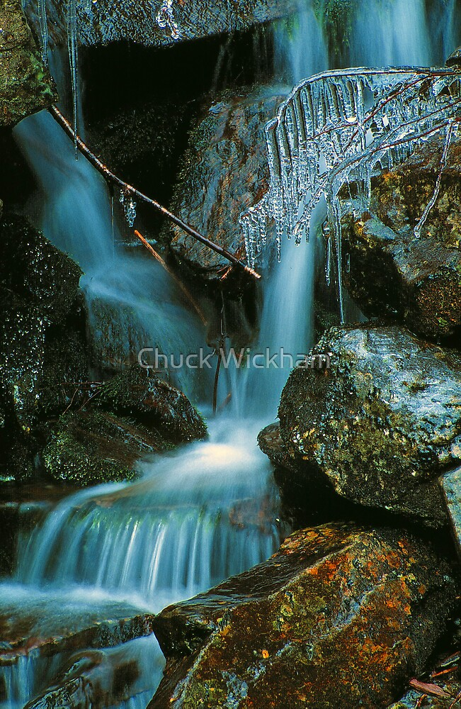 ICEY STREAM by Chuck Wickham