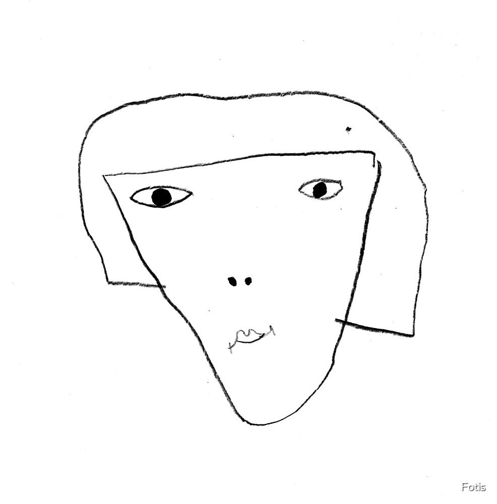 A Face by Fotis