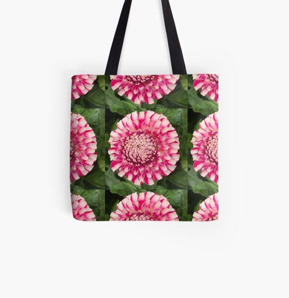 Dahlia my Dahlia All Over Print Tote Bag