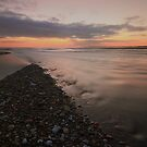 Ogmore Estuary by Richard Lewis