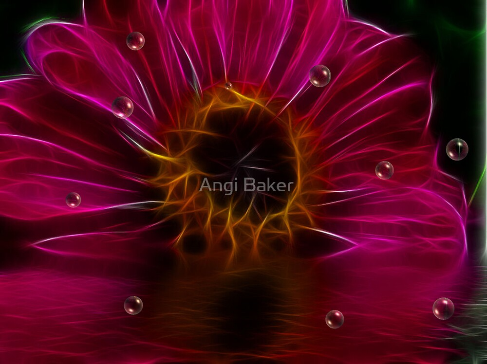 Sweet Kisses After Midnight by Angi Baker