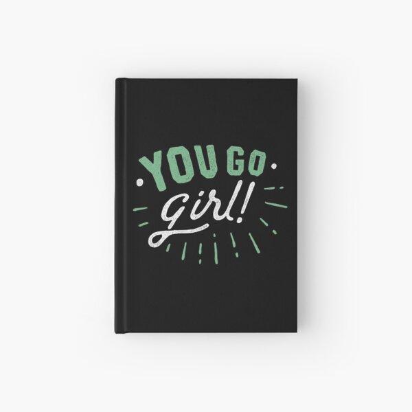 Girl Hardcover Journal
