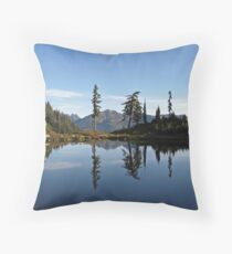 Heather Meadows Throw Pillow