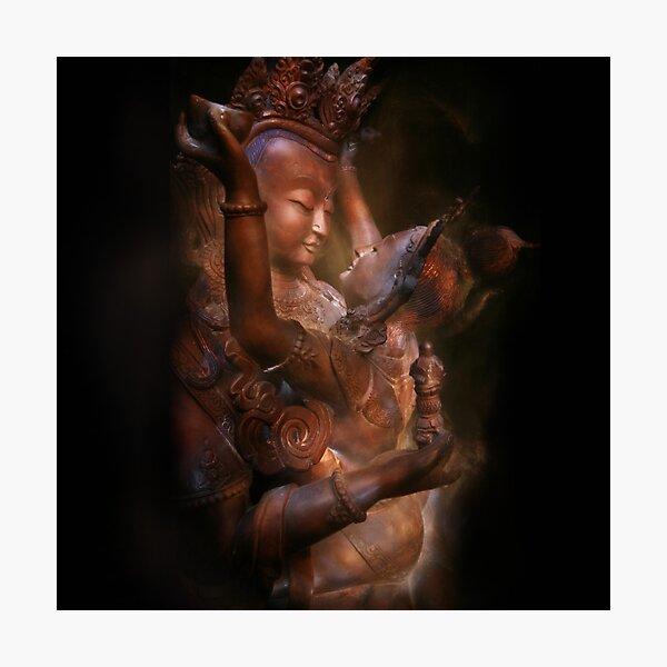 Shiva Shakti, Tantra, Yab Yum Photographic Print