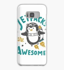 Jetpacks are Awesome Samsung Galaxy Case/Skin