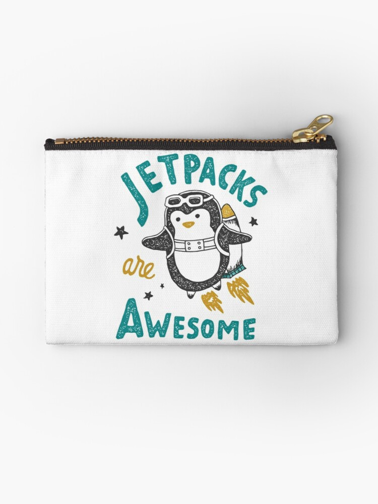 Jetpacks are Awesome by skitchism