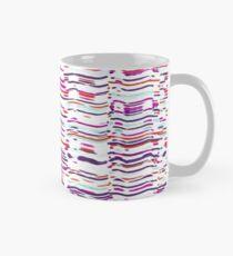 wave scan Mug