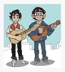 Flight Of The Conchords Photographic Print