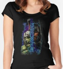 thor ragnarok Women's Fitted Scoop T-Shirt