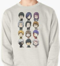 Tokyo Ghoul characters Pullover