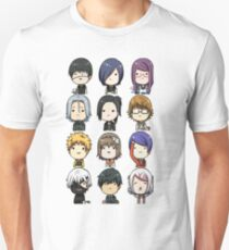 Tokyo Ghoul characters Unisex T-Shirt