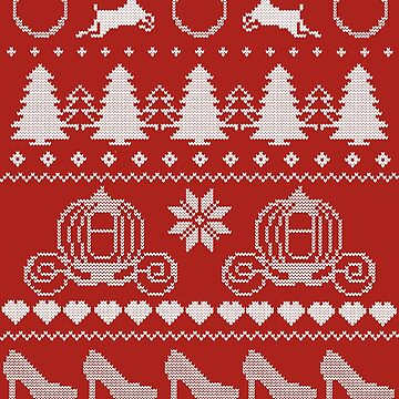 Magical Bride Ugly Sweater in white by fairytalelife